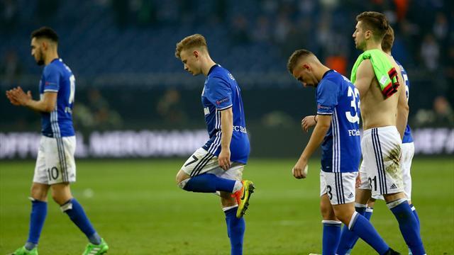 """Schalke hadert nach dem Aus: """"Der Fußballgott ist nicht immer gerecht"""""""