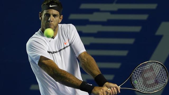 Del Potro insinúa que deja la Copa Davis y busca un entrenador como Sampras o Guga