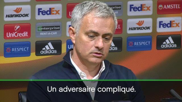 """Mourinho : """"Nous avons ce rêve de remporter la compétition…''"""