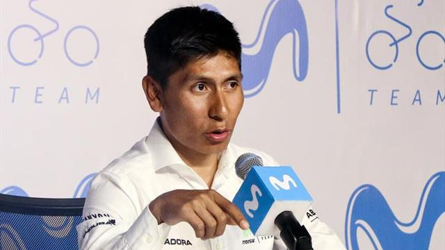 Nairo Quintana aspira a ganar este año el Giro y el Tour
