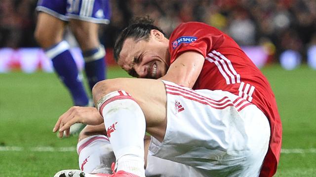 "Mourinho sur Ibrahimovic et Rojo : ""Je n'ai pas un feeling"""