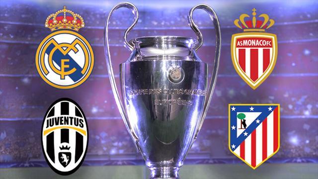 Halbfinal-Auslosung der Champions League und Europa League