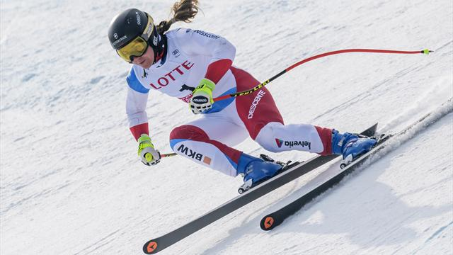 Ski Alpin: Fabienne Suter beendet Karriere