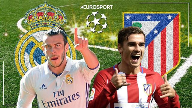 Champions League: Real Madrid-Atlético y Mónaco-Juventus, las semifinales