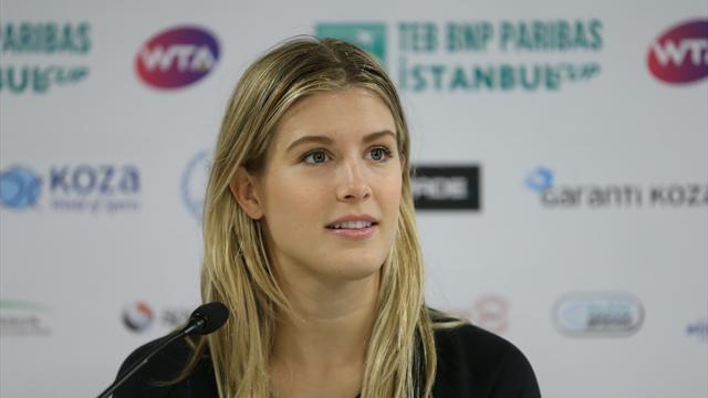 Bouchard, İstanbul Cup öncesinde hedefini açıkladı