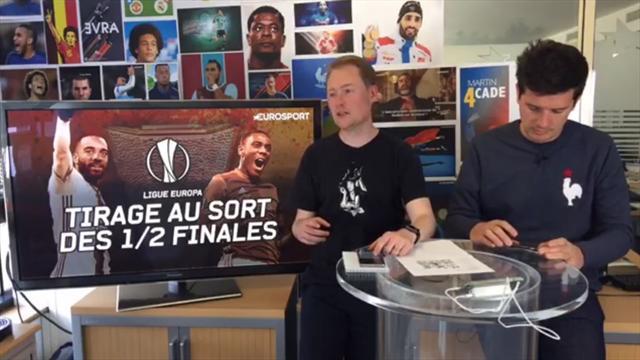 """""""La Juve, le pire adversaire possible"""" : Revivez notre débrief des tirages au sort des demies"""