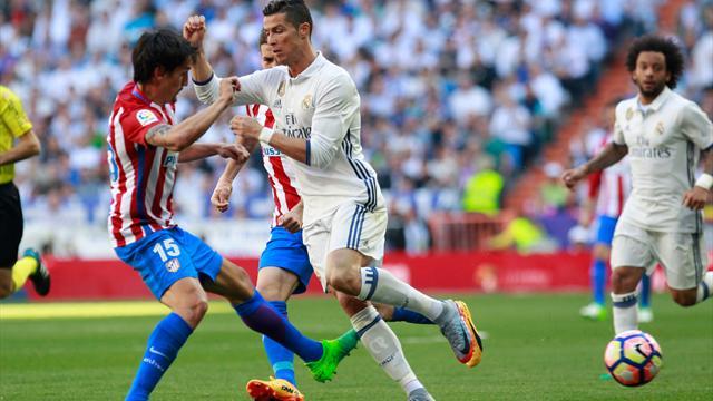 Champions League: Kroos mit Real im Halbfinale gegen Atletico