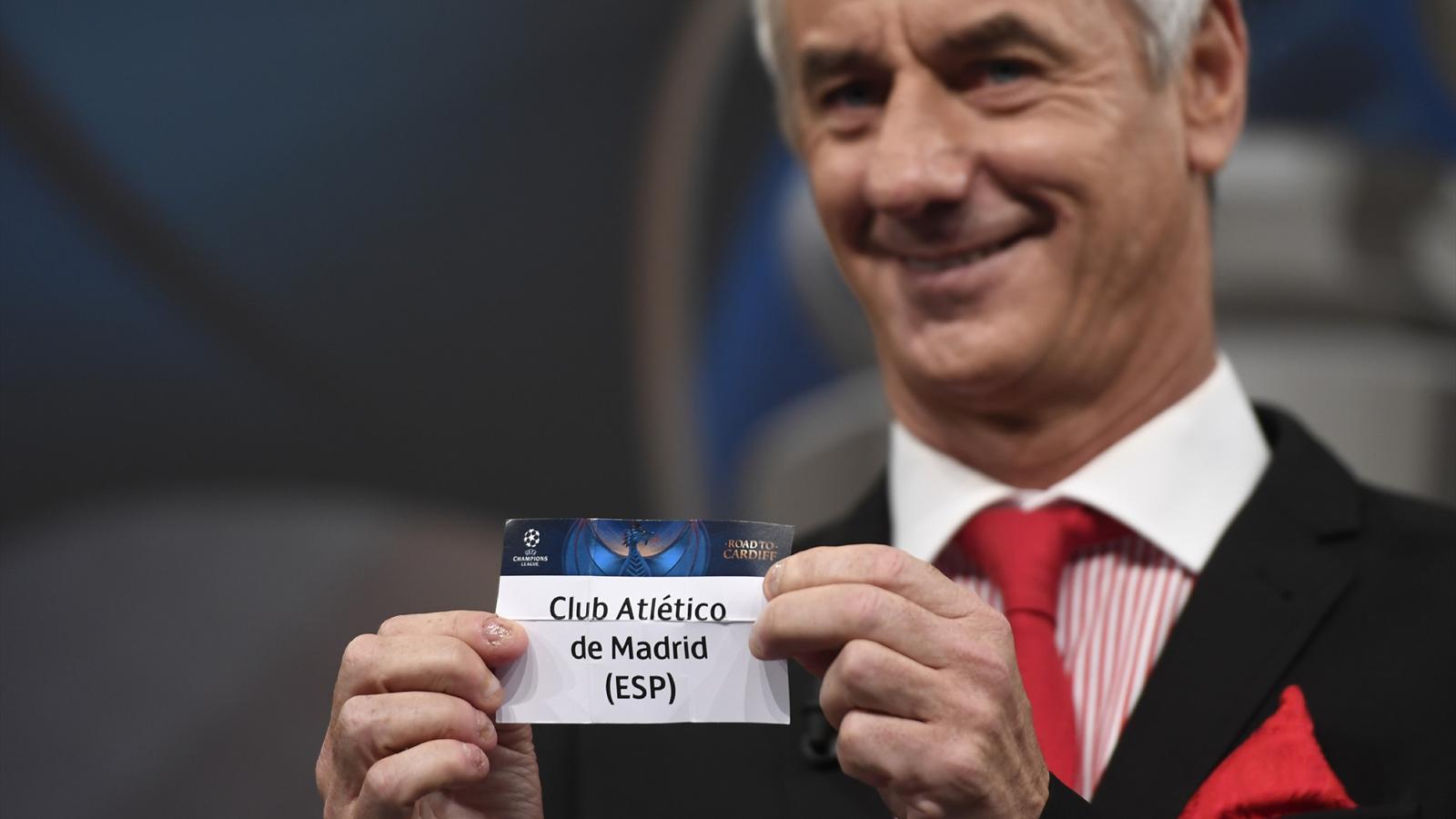 champions league draw