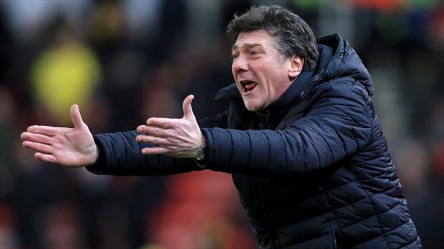 Walter Mazzarri urges Watford to keep their focus