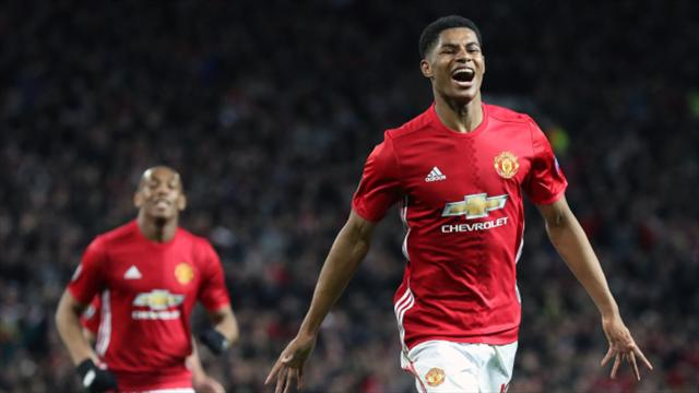 Manchester United land Celta Vigo in Europa League semi-finals