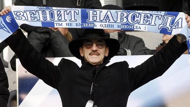 Боярский будет работать диктором на матче «Зенит» – «Урал»