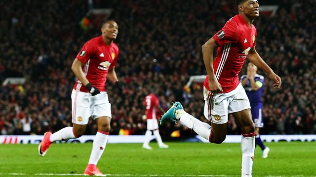 Europa League: Manchester im Halbfinale gegen Vigo