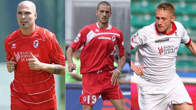 Dal Bari alla semifinale di Champions: la strana rincorsa di Bonucci, Raggi e Glik