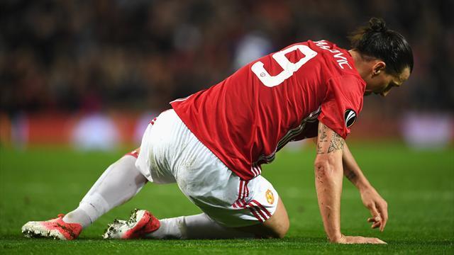 Infortunio al ginocchio più grave del previsto: stagione finita per Zlatan Ibrahimovic