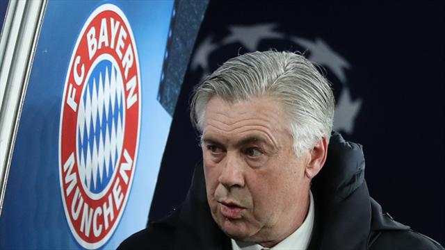 Carlo Ancelotti wants Bayern to bounce back following their European exit