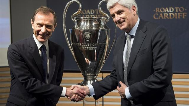 Clásico de Madrid animará las semifinales de la Champions | Deportes