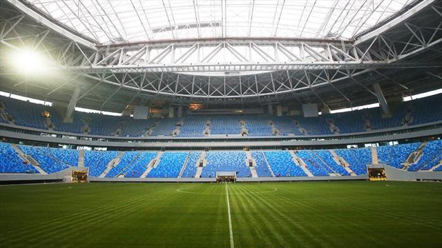 «Фонтанка»: «Газпром» снесет VIP-ложу на «Санкт-Петербург Арене»