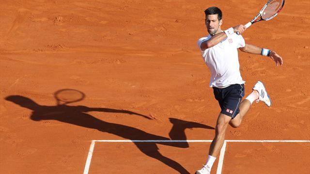 Djokovic scheitert im Viertelfinale von Monte Carlo