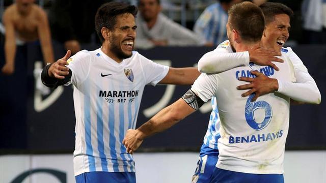 El Málaga, a resarcirse y apuntalar la permanencia ante un Valencia en alza