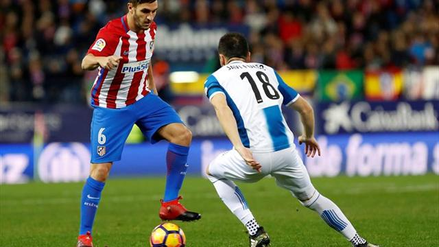 Prueba de exigencia y resistencia del Atlético