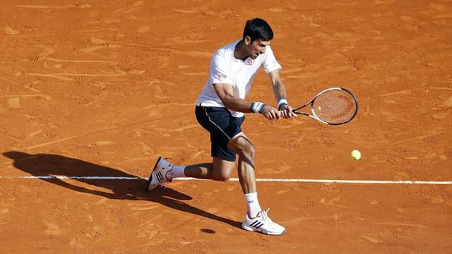 Goffin aparta a Djokovic y Ramos continúa en racha