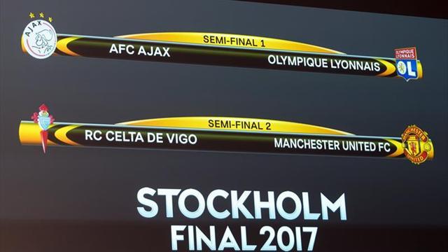 "Celta-Manchester United, duelo inédito pero de ""viejos conocidos"""