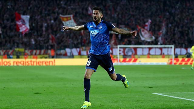 Late Demirbay goal rescues Hoffenheim point in Cologne, earns European spot