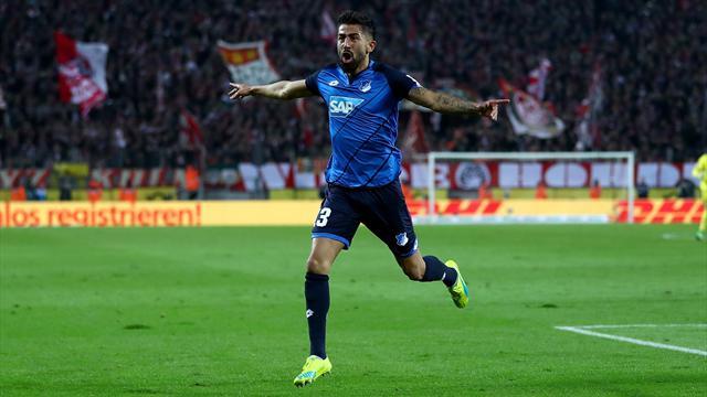 Hoffenheim, la storia inizia al 93': il pari di Colonia vale la prima volta in Europa