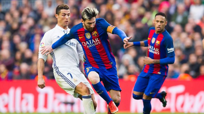 La Liga Title Race Preview Of Real Madrid And Barcelonas Runin - La liga fixtures table