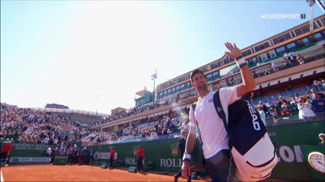 ROLEX MINUTE: Goffin reaches first Monte Carlo semi-final by beating Djokovic