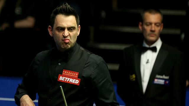 O'Sullivan's fastest maximum in history was faster than official time