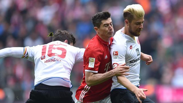 Le Bayern n'a pas retrouvé tout ses esprits