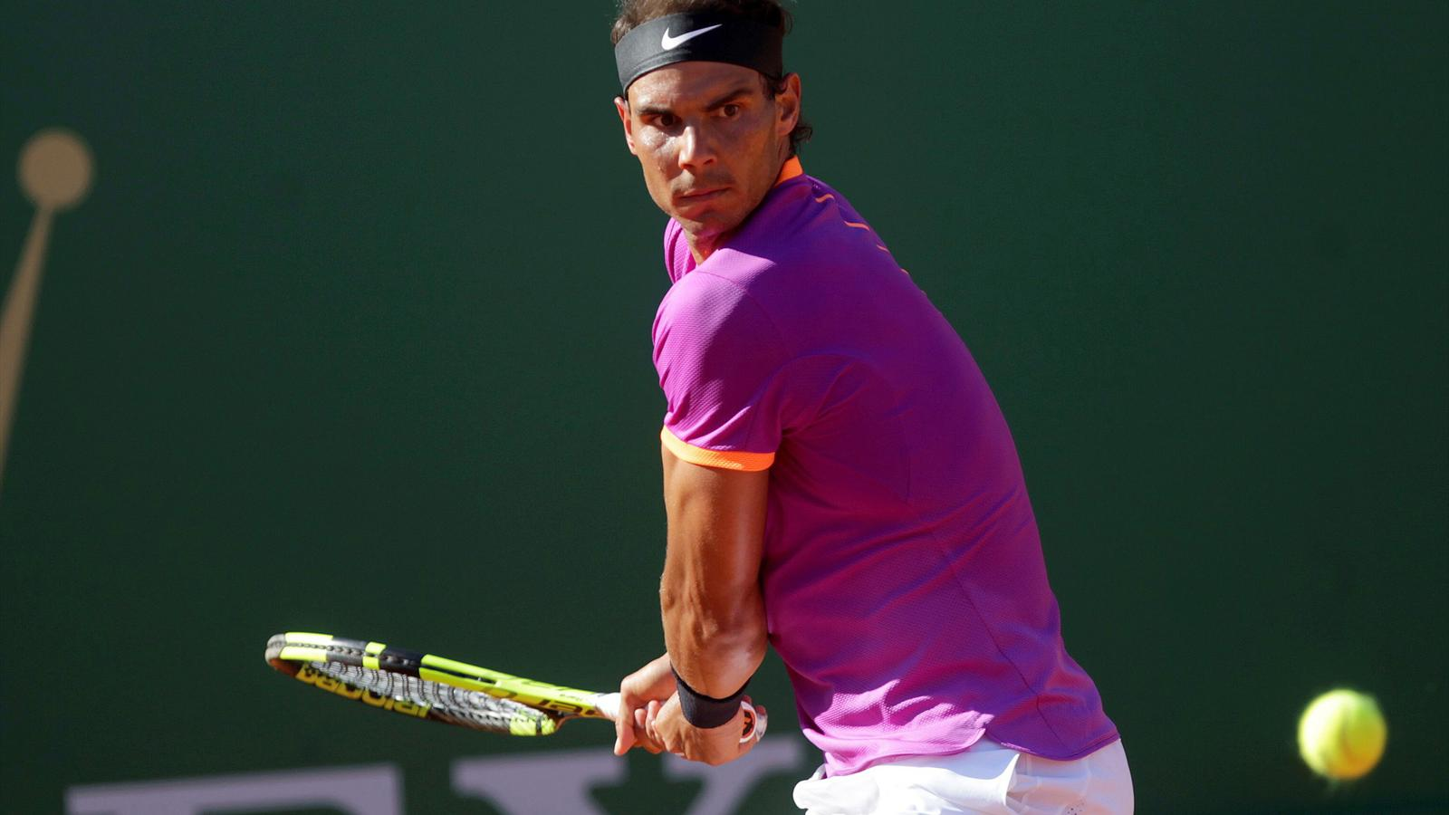 rafael nadal steht im masters finale monte carlo atp masters monte carlo 2017 tennis