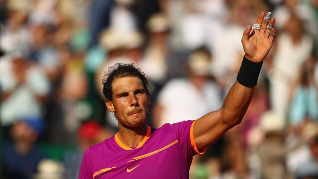 Rolex Minute : Sur le Rocher, Nadal répond toujours présent