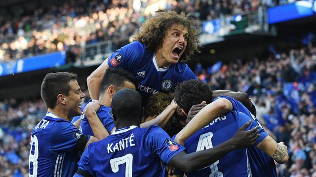 FA Cup, Chelsea-Tottenham Hotspur: Los de Conte están en la final (4-2)