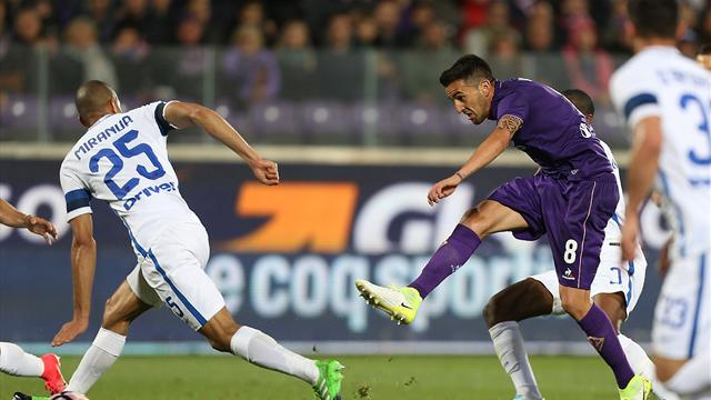 Battue 5-4 par la Fiorentina, l'Inter Milan se saborde dans un match fou