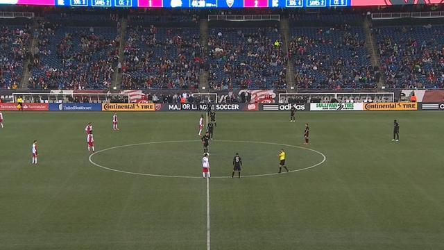 Høydepunkter: New England - DC United