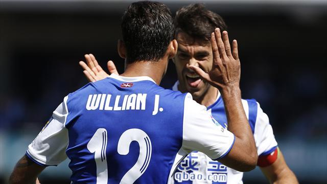 Vela y la Real Sociedad derrotan 1-0 al 'Depor'