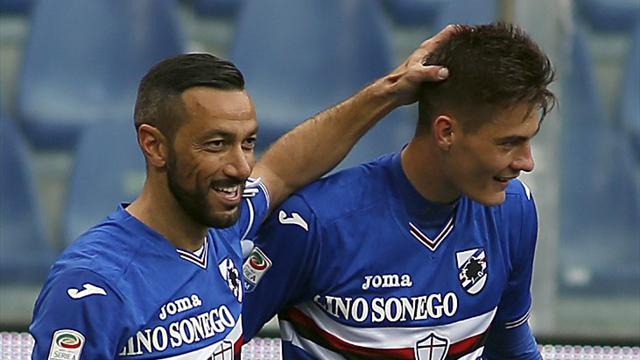 Torino-Sampdoria 1-1: Iturbe salva un Toro sciupone
