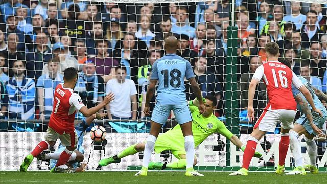 Spiel gedreht! Sánchez lässt Wembley beben