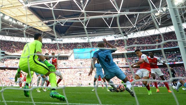 Highlights: Dramatischer Comeback-Sieg! Arsenal lässt Guardiola leiden