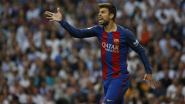 Пике: Рамос заслужил красную карточку, однако Реал привык кдругому судейству