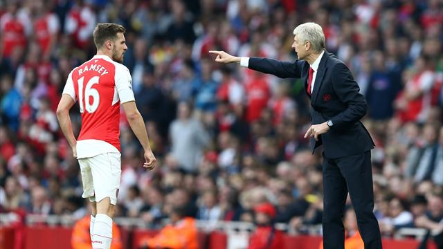 Ramsey veut gagner la Cup pour Wenger : «Nous l'avons laissé tomber cette saison»