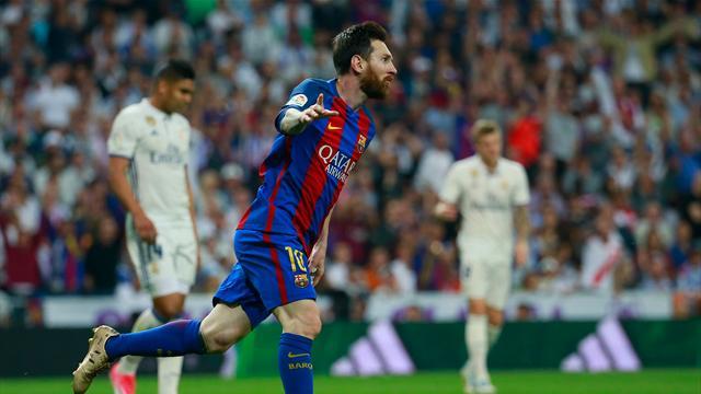Messi, comme un couteau dans du beurre : le but du 1-1 en vidéo