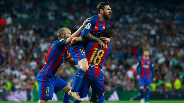 Avec Messi, ce n'est jamais fini !
