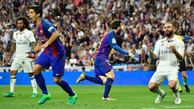 Messi arrache le Clasico sur son 500e but : le voici en vidéo