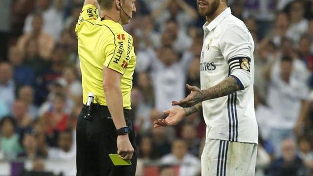 Abr 23, 7:23 pm - Sergio Ramos se despachó contra Gerard Piqué