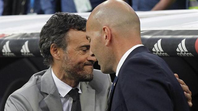 Ahora resulta que el Madrid no vale nada: Zidane