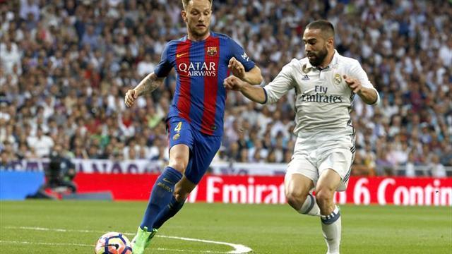 Real Madrid 2, Barcelona 3: ¡partidazo de museo!