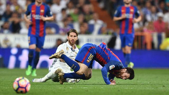 Ramos : «On ne fera pas de haie d'honneur au Barça»